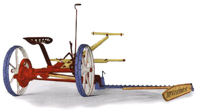 No 6 Mower