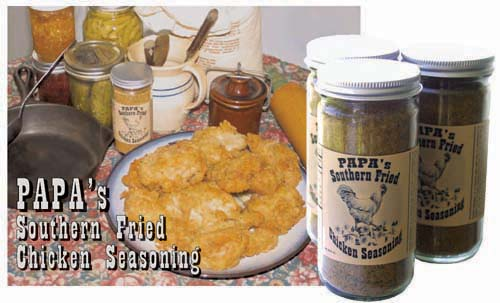Papa's Southern Fried Chicken
